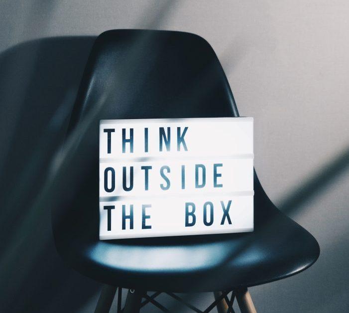 Denk creatief