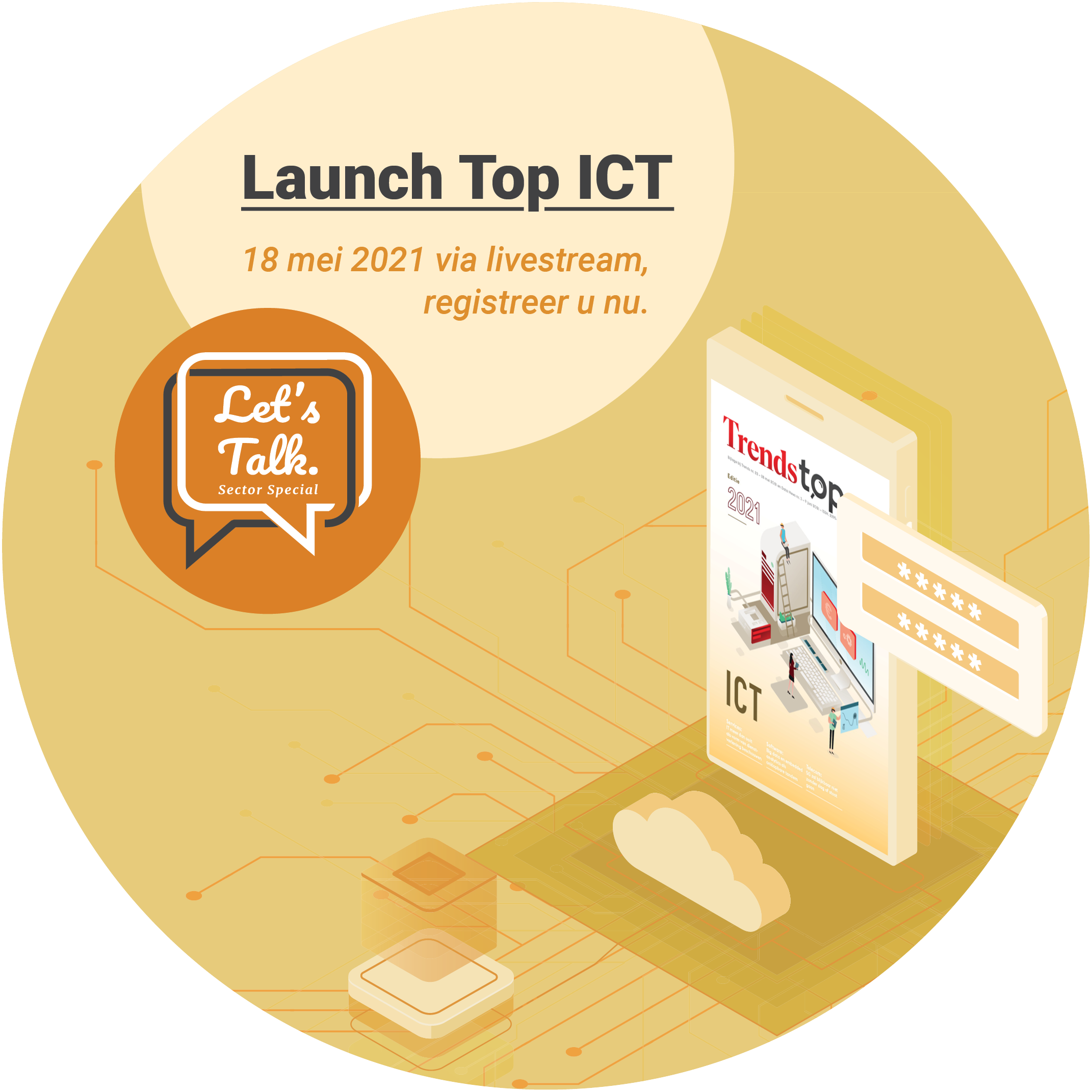 Launch Top ICT Livestream